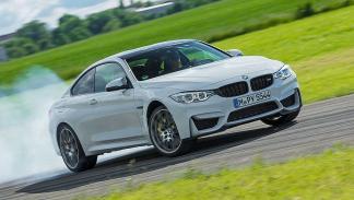 Prueba radical: BMW M4 Competition drift