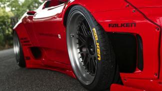 Ferrari F360 Liberty Walk rueda