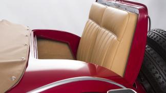 Mercedes 500K  asientos 2