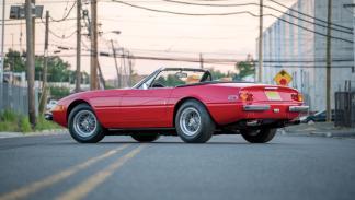 Subasta Ferrari Daytona 1973