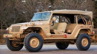 vehiculo militar jeep