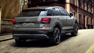 Audi Q2 Edition #1 zaga