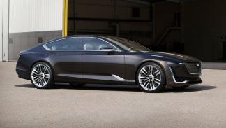 Cadillac Escala Concept lateral