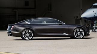 Cadillac Escala Concept perfil