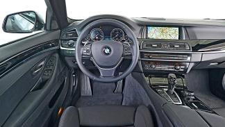 BMW Serie 5 asientos interior