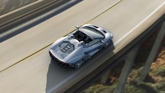 Lamborghini Centenario Roadster zaga techo