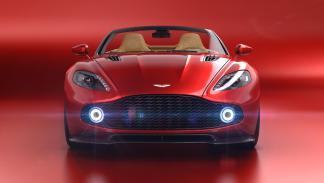 Aston Martin Vanquish Zagato Volante morro
