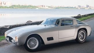 coches-más-caros-subastados-monterey-Ferrari-250-GT-TdF-Coupe-1956