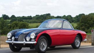 Morgan Plus 4 1964