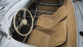 Porsche 550 RS Spyder asientos