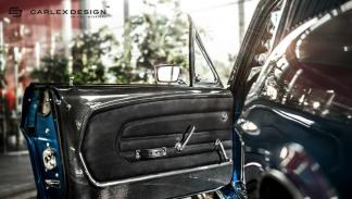 Ford Mustang by carlex design puerta