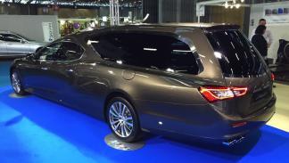 Maserati Ghibli fúnebre 3