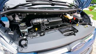 Prueba: Ford Transit facelift 2016 motor