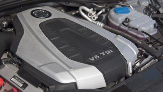 VW Phideon motor