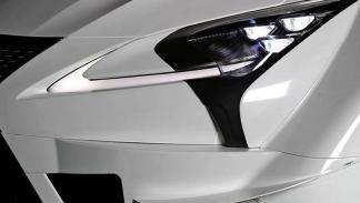 Lexus LC 500 Super GT faro