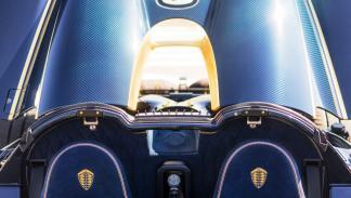 Koenigsegg Agera RS Nayara motor