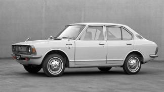1970 - Segunda Generación Toyota Corolla