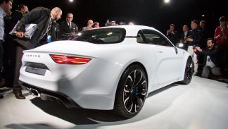 Alpine Vision Concept trasera