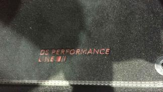 DS Performance Line detalle alfombrilla