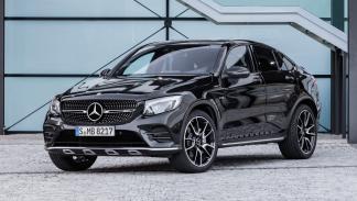 Mercedes-AMG GLC 43 Coupé delantera