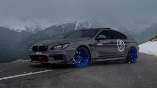 BMW 650ix Gran Coupe Fostla