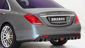 Mercedes Clase S Brabus 900 trasera 2