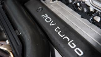 Audi Quattro Turbo logo