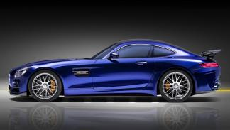 Mercedes-AMG GT S Piecha Design lateral