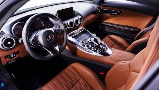 Mercedes-AMG GT S Piecha Design interior