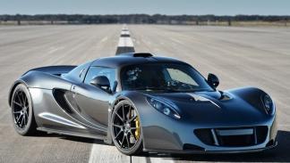 siete coches más rápidos