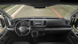 Volkswagen Crafter 2017 salpicadero