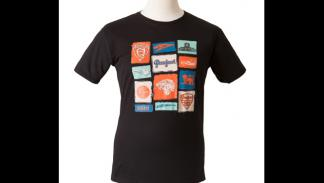 coleccion peugeot vintage camiseta
