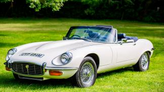 Jaguar E-Type Roadster Serie III