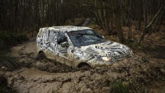 Land Rover Discovery 2017 prueba 2