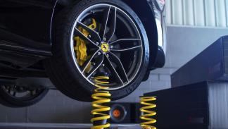 Ferrari 488 GTB AWT Motorsports ruedas