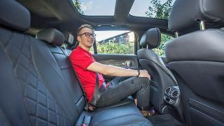 Prueba: Mercedes Clase E Estate 2016 traseras