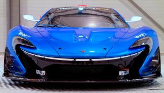 McLaren P1 GTR frontal