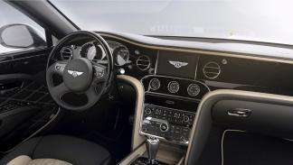 salpicadero Bentley Mulsanne Sinjari Edition