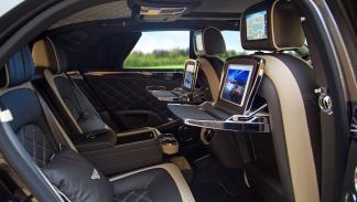interior Bentley Mulsanne Sinjari Edition