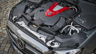 Prueba: Mercedes AMG E 43 familiar motor