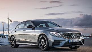 Prueba: Mercedes AMG E 43. La versión más deportiva.
