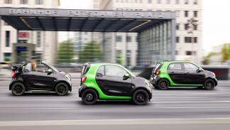 Smart electric drive 2017 gama lateral