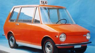 Fiat 850 City Taxi