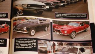 shelby GT500KR revista