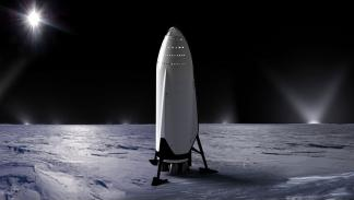 Sistema de Transporte Interplanetario de SpaceX