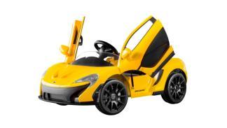 McLaren P1 roadster eléctrico de juguete: las fotos