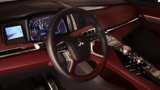 Mitsubishi GT-PHEV volante
