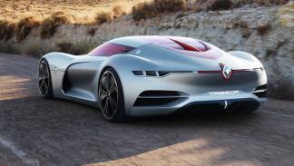Renault Trezor Concept zaga