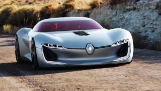 Renault Trezor Concept delantera