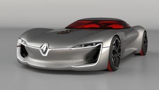 Renault Trezor Concept frontal